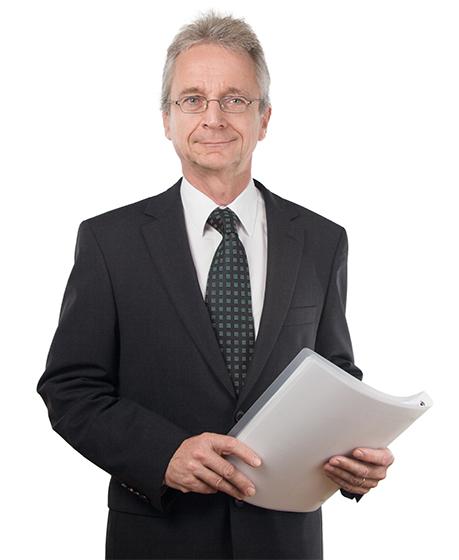 Steuerberater Reinhard Palmen